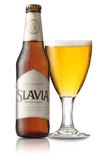 Cerveza Slavia